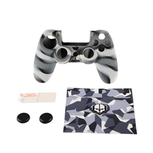 Kit 5 Accesorios para Controller PS4 Indeca Warfare 2016