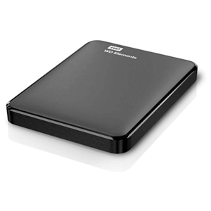 Western Digital Elements Portable 1TB Negro USB 3.0
