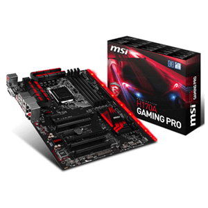 MSI H170A Gaming Pro SK1151