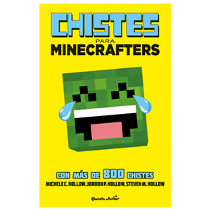 Minecraft: Chistes para Minecrafters