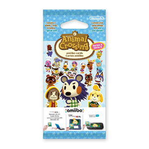 Pack 3 Tarjetas amiibo Animal Crossing HHD - Serie 3
