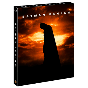 Batman Begins BD + Comic