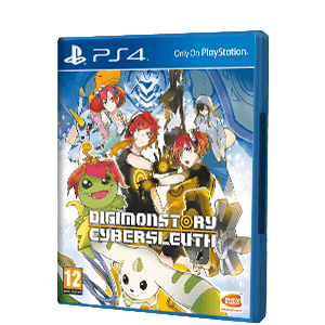 Digimon Story: CyberSleuth