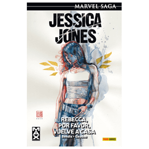 Marvel Saga. Jessica Jones nº 2