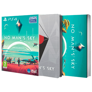 No Man´s Sky Limited Edition