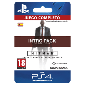 Hitman Intro Pack PS4