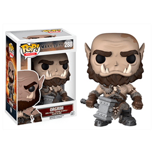 Figura Pop Warcraft: Orgrim