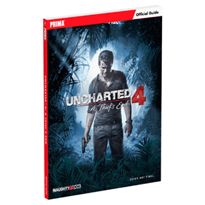Guia Uncharted 4: A Thief´s End