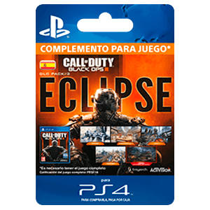 Call of Duty: Black Ops III DLC Pack 2 Eclipse PS4