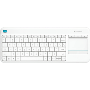 Logitech K400 WHITE PLUS