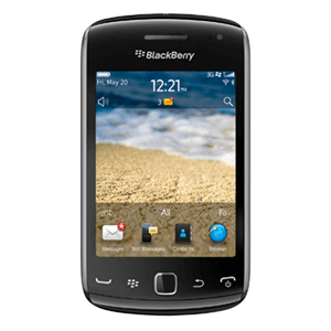 Blackberry Curve 9380 512Mb Negro - Orange -