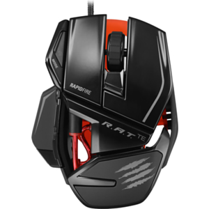 Mad Catz R.A.T.TE Mouse - Gloss Black