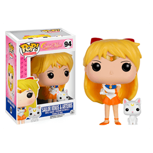 Figura Pop Sailor Moon: Venus & Artemis