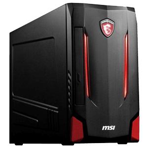 MSI Nightblade MI2-020EU - i7-6700 - GTX 960 - 8GB - 1TB HDD - W10
