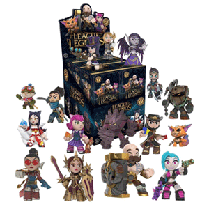 Mystery Minis League of Legends Figura Sorpresa