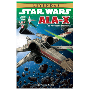 Star Wars: Ala X nº 3