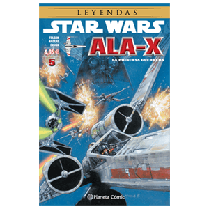 Star Wars: Ala X nº 5