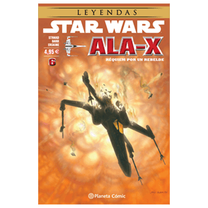 Star Wars: Ala X nº 6