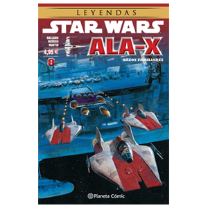Star Wars: Ala X nº 8