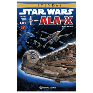 Star Wars: Ala X nº 9