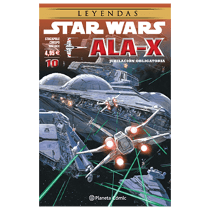 Star Wars: Ala X nº 10