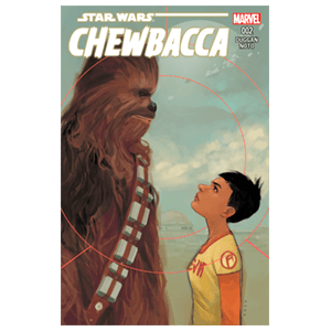 Star Wars: Chewbacca Nº 2