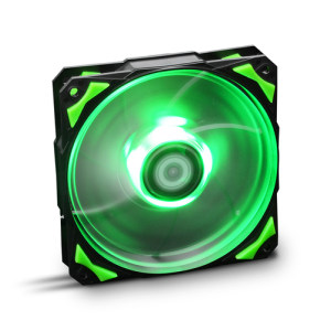 Nox H Fan Led Verde