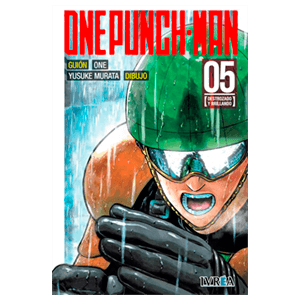 One Punch Man nº 5