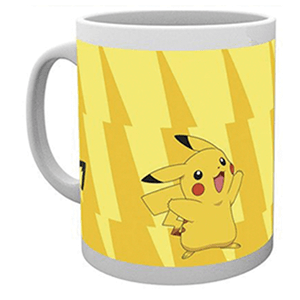 Taza Pokemon: Pikachu Evolution