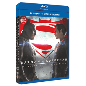 Batman vs Superman: El Amanecer De La Justicia BD