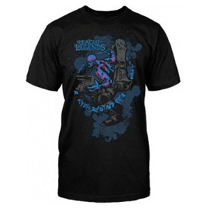 Camiseta League of Legends Ryze Talla M
