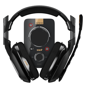 Astro A40 Headset + MixAmp Pro TR AG Negro