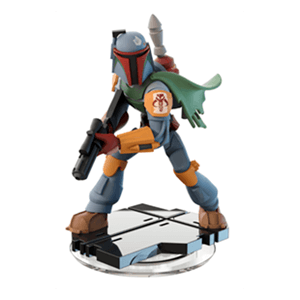 Disney Infinity 3.0 Star Wars: Boba Fett - Bundle