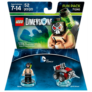 LEGO Dimensions Fun Pack: DC Bane