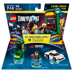 LEGO Dimensions Level Pack: Midway