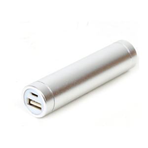 Bateria 2200mAh Platinet Plata Power Bank
