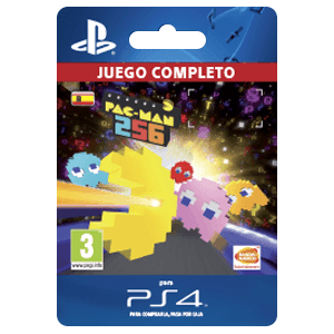 Pac-Man 256 PS4