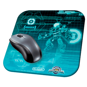 Alfombrilla Metroid Prime Federation Force