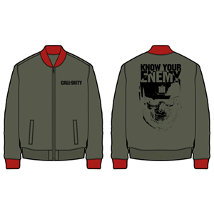 Bomber COD IW Know your Enemy Talla XL