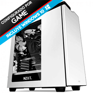 PC Gaming LVGamer Snow i7K N970 W10