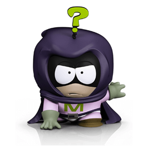 South Park Tfbw 3'' Mini Figurine Mysterion Merch