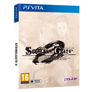 Steins; Gate Zero Limited Edition