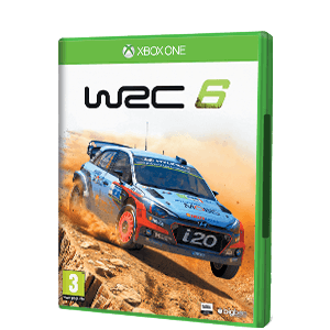 wrc 6 xbox one. Black Bedroom Furniture Sets. Home Design Ideas