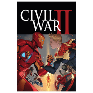 Civil War II nº 1