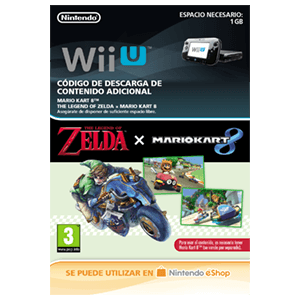 Mario Kart 8: The Legend of Zelda Pack - Wii U