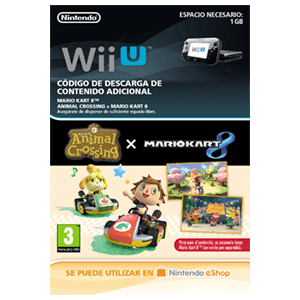 Mario Kart 8: Animal Crossing Pack - Wii U