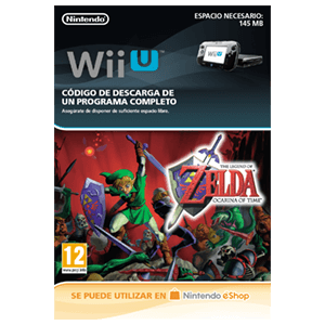 The Legend of Zelda: Ocarina of Time - Wii U