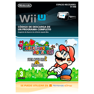 Super Mario Advance - Wii U