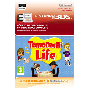 Tomodachi Life - 3DS