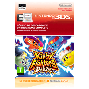Kirby Fighters Deluxe - 3DS